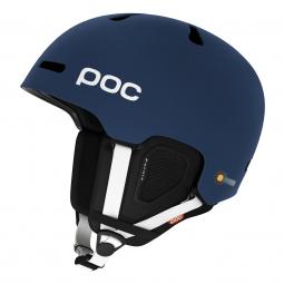 Casque de ski poc fornix lead blue