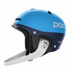 Casque de ski poc artic sl spin lead blue