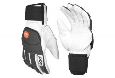 Gants De Ski Poc Super Palm Comp Hydrogen White