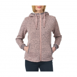 Polaire rip curl pinchi polar fleece pale blush