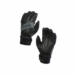 Gants de ski oakley factory winter jet black