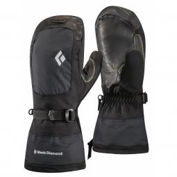 Moufles de ski black diamond mercury mitts black