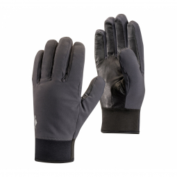Gants ski black diamond midweight softshell smoke