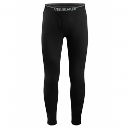 Sous-vêtement Icebreaker Oasis Leggings Fly Black