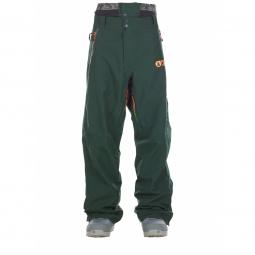 Pantalon De Ski Picture Organic Track Dark Green