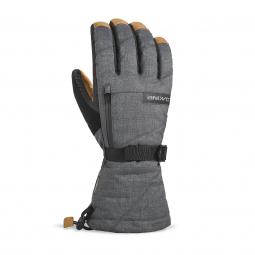 Gants de ski dakine leather titan gore tex carbon