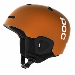 Casque de ski poc auric cut timonium orange