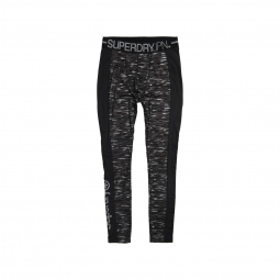 Legging Sous-couche Superdry Carbon Baselayer Camo