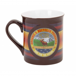 Tasse Picture Organic Grant Cup Brown