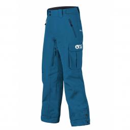 Pantalon De Ski Picture Organic August Pant Petrol Blue