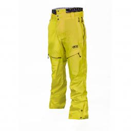 Pantalon De Ski Picture Organic Naikoon Pant Yellow