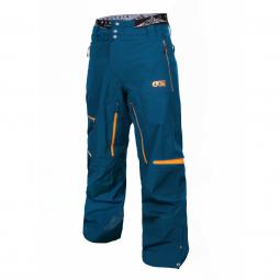 Pantalon De Ski Picture Organic Track Pant Petrol Blue