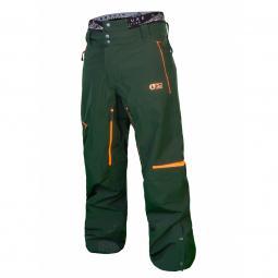 Pantalon De Ski Picture Organic Track Pant Dark Green