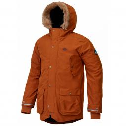 Veste picture organic kodiak jacket camel