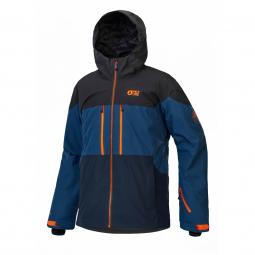 Veste De Ski Picture Organic Object Jacket Indigo