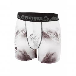 Boxer Picture Organic Underwear W18 Aravis Print