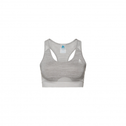 Brassiere odlo seamless medium grey melange l
