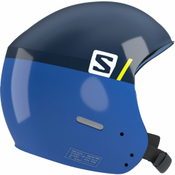 Casque De Ski Salomon S Race Blue Fis