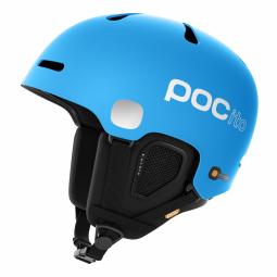Casque de ski poc pocito fornix fluo blue non communique