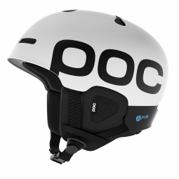 Casque De Ski Poc Auric Cut Backcountry Spin Hyd White