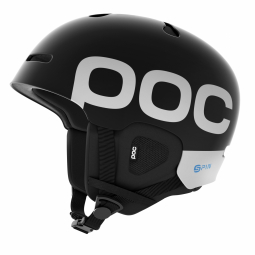 Casque de ski poc auric cut backcountry spin uranium black