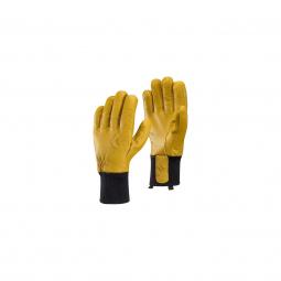 Gants de ski black diamond dirt bag gloves natural