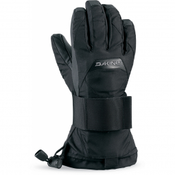Gants De Ski Dakine Wristguard Glove Jr Black