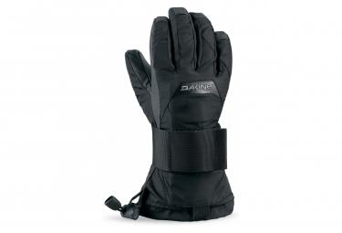 Gants De Ski Dakine Wristguard Glove Jr Black