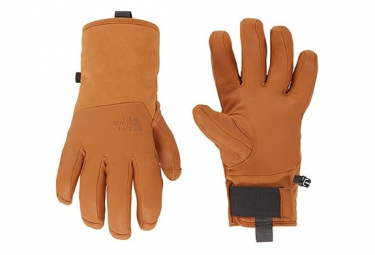 Gants The North Face Leather Ii Solo Timber Tan