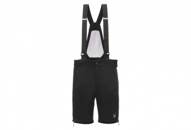 Short D'entraînement Spyder Softshell Training Black