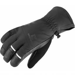 Gants De Ski Salomon Gloves Propeller Dry Black