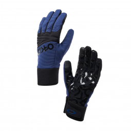 Gants De Ski Oakley Factory Park Glove Dark Blue
