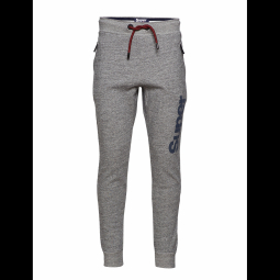 Jogging superdry time trial angled pkt hammer grey grit s