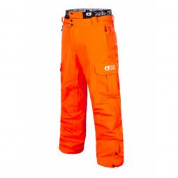 Pantalon De Ski Picture Organic Panel Pant Orange