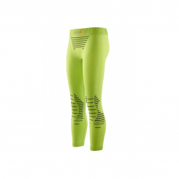 Vetement technique x bionic pants long lime black 6 7 ans