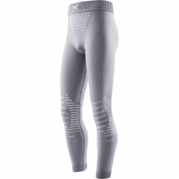 Vetement technique x bionic pants long grey white 8 9 ans