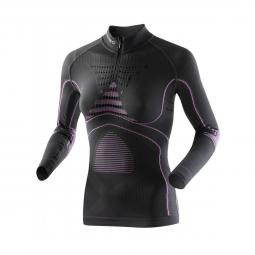 Vetement technique x bionic accumulator shirt fushia xs