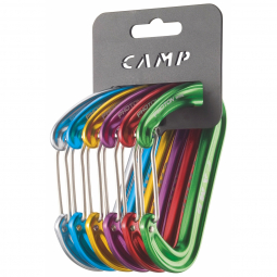 Mousquetons Camp Pack 6 Photon Wire