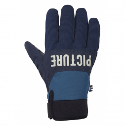 Gants De Ski Picture Organic Hudson Dark Blue