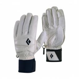 Gants Ski Black Diamond Women Spark Gloves White