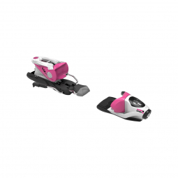 Fixations de ski look nx11 b100 pink white