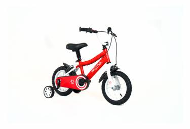Vélo Enfant Moma Bikes 12' 3-5 ans Rouge
