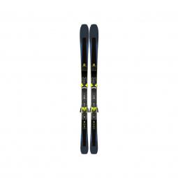 Pack ski salomon e xdr 80 ti z12 walk f80 blue