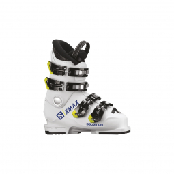 Chaussures de ski salomon x max 60t m wh blue acid