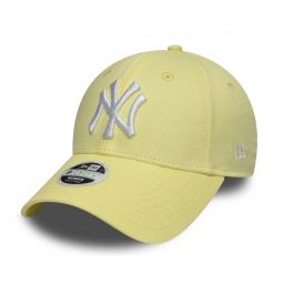 Casquette new era 9forty new york yankees jaune