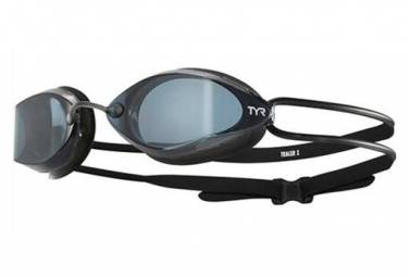 TYR Tracer X racing swimming goggles - black