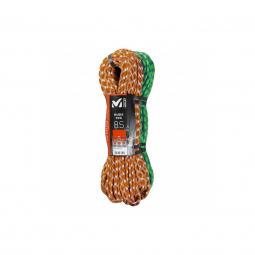 Corde Millet Rubix Trx 8.5mm 2x50m Vert/orange