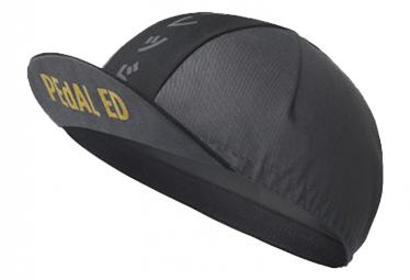 PEdAL Women's Cap ED Cycling Cap Black