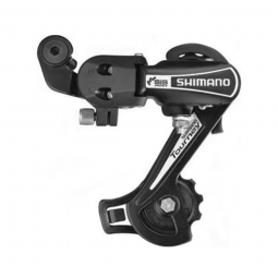 Derailleur arriere ty21 6v attachement direct
