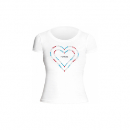 Tee shirt Fille FUNKITA HEART LANE ROPE